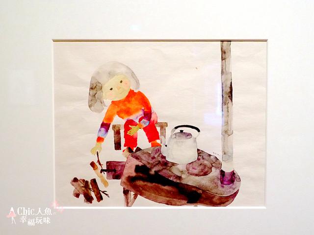 CHIHIRO MUSEUM 知弘美術館 (22).jpg - 長野安曇野。安曇野ちひろ美術館