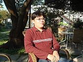 華山雲頂咖啡(2008_0120):有兩組,聽說很像蕭煌奇...