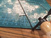 蹲蹲野桐:貝珠切割過程