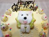 1040201~BiBi Birthday Party @ Coffee Okane:1040130-03-Dobby cake & cookies 009.JPG