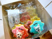 1040201~BiBi Birthday Party @ Coffee Okane:1040130-03-Dobby cake & cookies 017.JPG