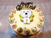 1040201~BiBi Birthday Party @ Coffee Okane:1040130-03-Dobby cake & cookies 008.JPG