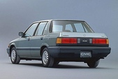 歷代 CIVIC 喜美:1983-Civic III 三代 .車尾