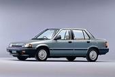 歷代 CIVIC 喜美:1983-Civic III 三代