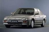 歷代 CIVIC 喜美:1987-Civic IV.四門