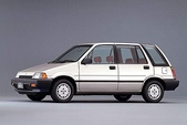 歷代 CIVIC 喜美:1983-Civic III 三代 Shuttle
