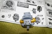 玩具模型公仔:小叮噹 多啦A夢 模型 Figure-riseMechanics 時光機 + 大雄 (19).jpg