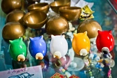 玩具模型公仔:玩具獵人X當我們ㄍㄡˇ再一起 柴犬 不倒翁 動物達磨 達摩狗.jpg