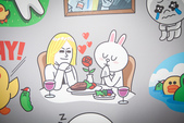 2014.4~6月:2014.06.29LINE FRIENDS互動樂園展覽 (64).jpg