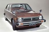歷代 CIVIC 喜美:1977 CIVIC I 一代