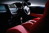 歷代 CIVIC 喜美:1995-Civic VI Type R.內裝