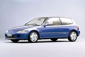 歷代 CIVIC 喜美:1991-Civic V.