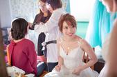 婚禮經典@新娘造型中:台中 婚禮攝影