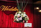 婚禮經典@會場佈置與特寫:DSCF5803.JPG