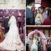 婚禮經典@宴會進場特寫:相簿封面
