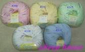 線材-夏紗:$200BABY棉線