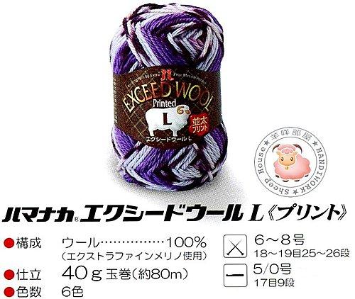 線材-HAMANAKA(冬線):0020 Exceed Wool L(Printed)-0.jpg
