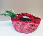 Olympus-夏紗:oly-用布條編織購物袋.jpg