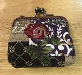 手作品:古典玫瑰口金包(紫)-8cm-1.jpg