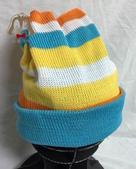 手作品:藍橘黃白-燒賣帽-1.jpeg