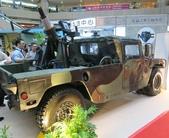 2017年台北國際航太展:81mm車裝迫砲系統 (2).JPG