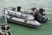 2017年海巡台北港開放:ZODIAC突擊艇.JPG