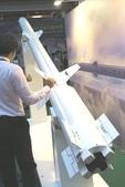 2017年台北國際航太展:海射型天劍二.JPG