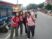 20090321草嶺古道&七堵咖哩麵:貢寮車站剛出發
