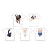 衣T大學 inif印衣服 團體服訂製 個人客製化商品 一件也能印 :渡邊直美