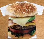 衣T大學 inif印衣服 團體服訂製 個人客製化商品 一件也能印 :漢堡T恤 T-Shirt 吸濕排汗衣