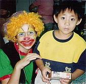 1999東台灣家庭慈善工作:1999 東台灣家庭慈善工作 小丑秀03