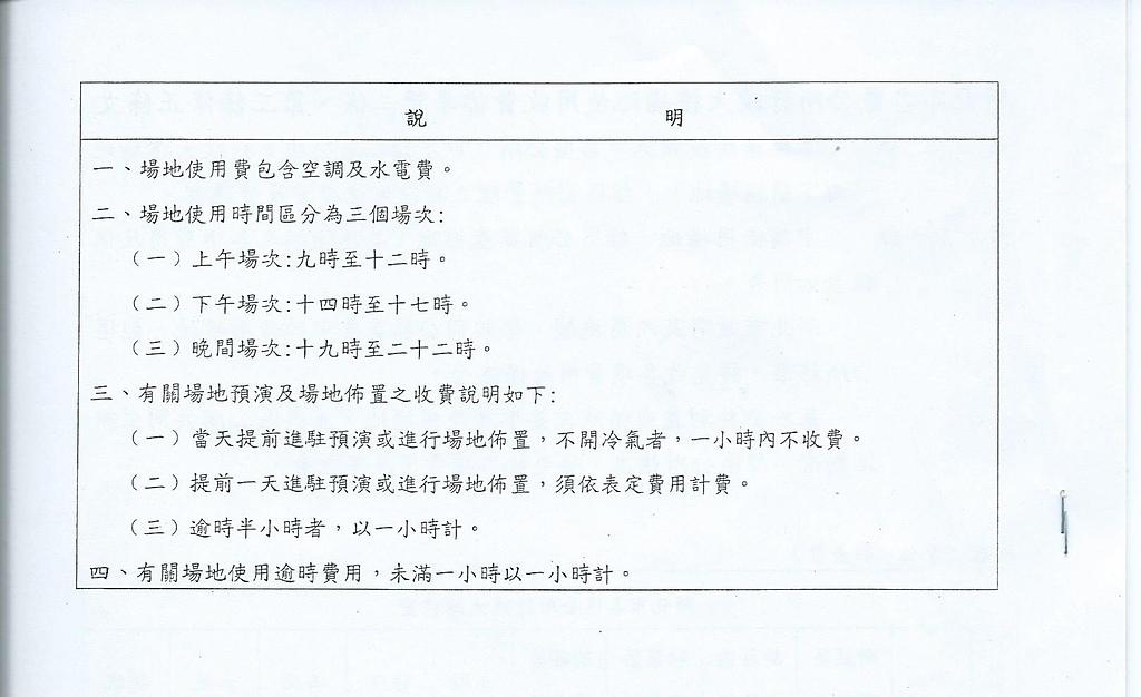 市府公文:新北市各區行政大樓場地使用收費標準 (3).jpg