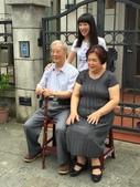 105年度模範父親到府拍照花絮(活動):麗林里李年榮先生