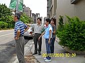 990720南勢國小,增設小心學童等交通標誌及路口斑馬線,現場會勘:DSCI0665 (Large).JPG