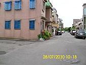990728鄉村別墅出入口,因路燈照明不足,民眾及車輛進出不:DSCI0670 (Large).JPG