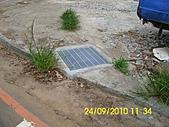 990924冠東方社區,週邊行道樹枯死,排水溝不通及柏油路面不平等問題,請速辦理改善:DSCI0833 (Large).JPG