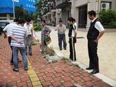 1000719南勢一街工程施工導致淹水及施做假水溝事宜一案辦理會勘:DSC00947 (Large).JPG