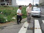 1001129文化3路2段211巷等案,繪製交通標線一案,辦理會勘:IMG_0938 (Large).JPG