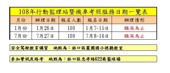 108年3月會勘:108年機車考照日期一覽表1080124.JPG