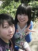 薰衣草開了:兩個好笑的人拿著兩台相機