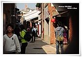 剝皮寮、龍山寺、士林官邸:用咖啡的外面為燙的那個圓形物來當遮光罩