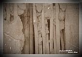 剝皮寮、龍山寺、士林官邸:剝皮寮早期建築的牆
