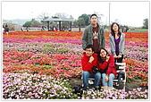 【2009】初五中社賞花去:感情哪有這麼差啦你們~
