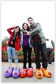 【2009】初五中社賞花去:噢~來到了荷蘭了~