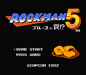 ROCKMAN5:ROCKMAN5