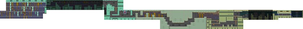 ROCKMAN X(PC):POWER PLANT STAGE