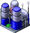 洛克人黃金帝國:元素提煉廠