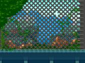 洛克人之草莓軟體系列:洛克人IQ旋風_超猛大射擊第二關