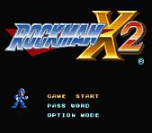 ROCKMAN X2:ROCKMAN X2