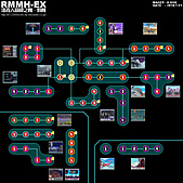 ROCKMAN ZX ADVENT:ROUGH MAP